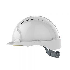 White Basic Safety Helmet (HP5511)