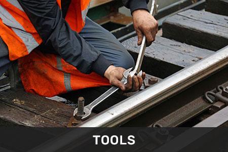 Rail tools