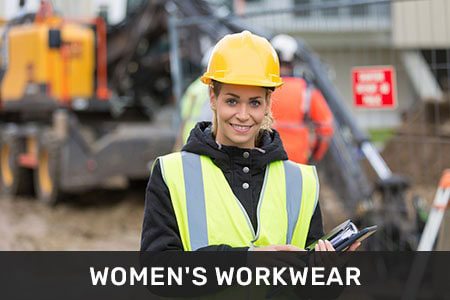 Womens workwear clothing