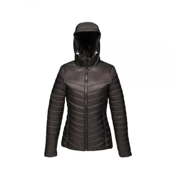 Regatta Women's Acadia II Warmloft Down-Touch Jacket TRA421 Black