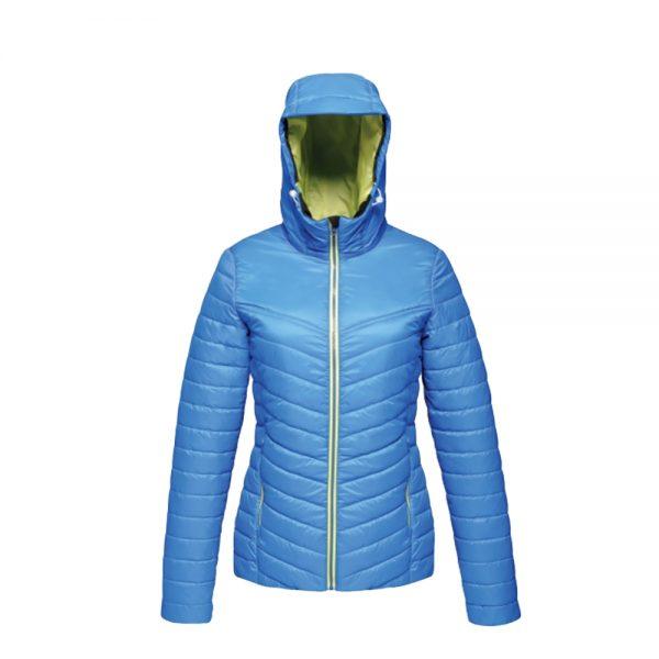 Regatta Women's Acadia II Warmloft Down-Touch Jacket TRA421 Oxford Blue