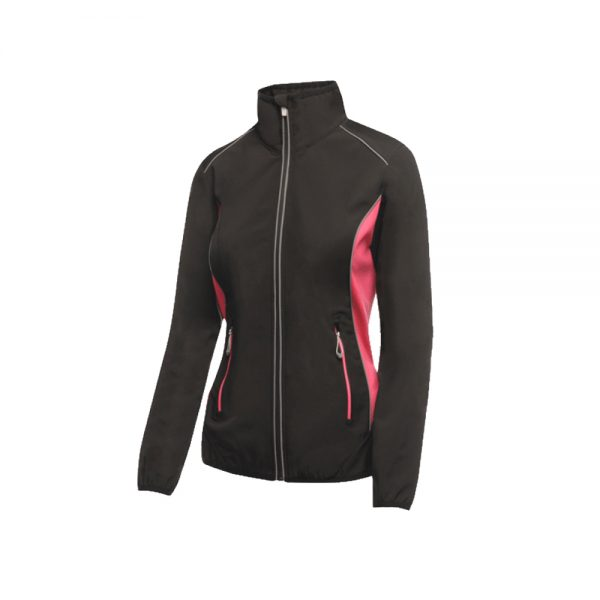 Regatta Women's Sochi Software TRA691 Black - Hot Pink