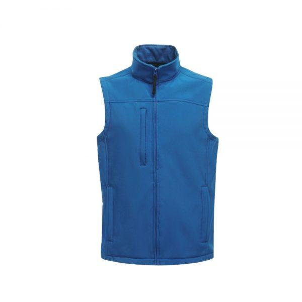 Regatta Men's Flux Softshell Bodywarmer (TRA788) Oxford Blue
