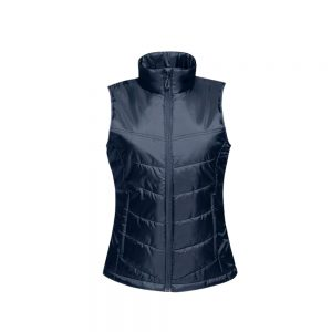 Regatta Women's Stage II Insulated Body Warmer TRA832 Navy