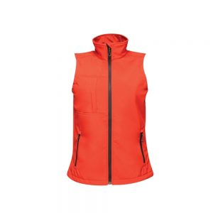 Regatta Women's Octagon II 3-Layer Softshell Body Warmer TRA849 Classic