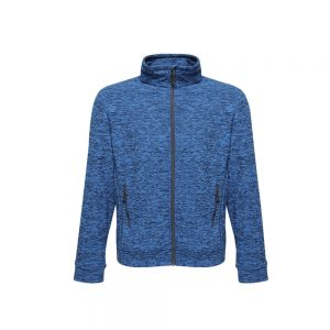 Mens Thornly Full Zip Fleece TRF603 Navy