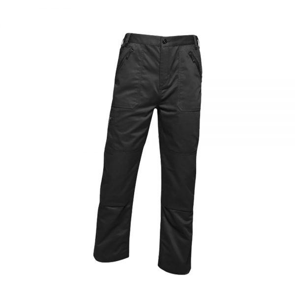 Regatta Mens Pro-Action Trousers (TRJ600) Black