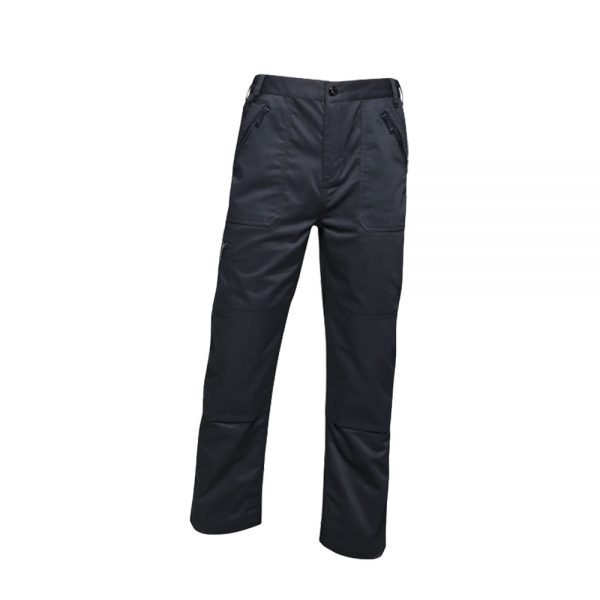 Regatta Mens Pro-Action Trousers (TRJ600) Navy