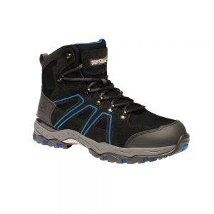 Regatta Downburst S1P Safety Hiker (TRK124) Black
