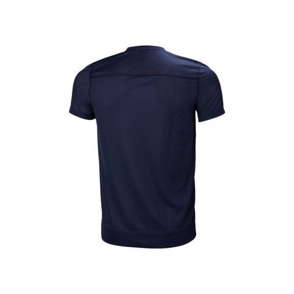 Helly Hansen Navy Lifa T-Shirt Hansen 75104_590 Back