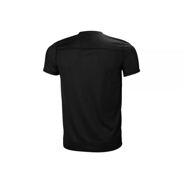 Helly Hansen Black Lifa T-Shirt