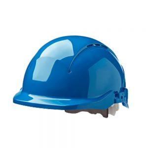 CENTURION CONCEPT CORE REDUCED PEAK SAFETY HELMET - LIGHT BLUE
