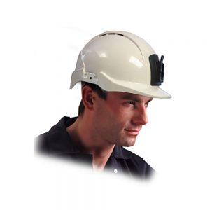 CENTURION CONCEPT MINER SAFETY HELMET - WHITE