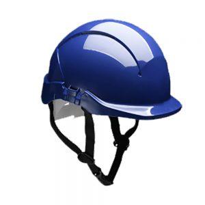 CENTURION CONCEPT SECUREPLUS UNVENTED SAFETY HELMET - BLUE (S08CBL)