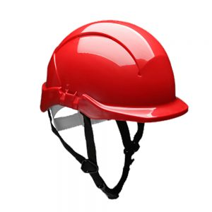 CENTURION CONCEPT SECUREPLUS UNVENTED SAFETY HELMET - RED (S08CRL)