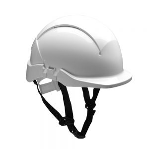 CENTURION CONCEPT SECUREPLUS UNVENTED SAFETY HELMET - WHITE (S08CWL)