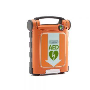 G5 AED DEFIBRILLATOR AUTO CW CPR DEVICE