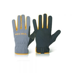MEC DEX WORK PASSION MECHANICS GLOVES (2XL - 11)