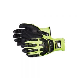 SUPERIOR GLOVE TENACTIV BLACK WIDOW GLOVES