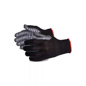 SUPERIOR GLOVE VIBRASTOP ANTIVIBRATION GLOVES