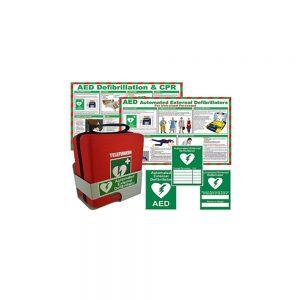 TELEFUNKEN FA1 AED DEFIBRILLATOR