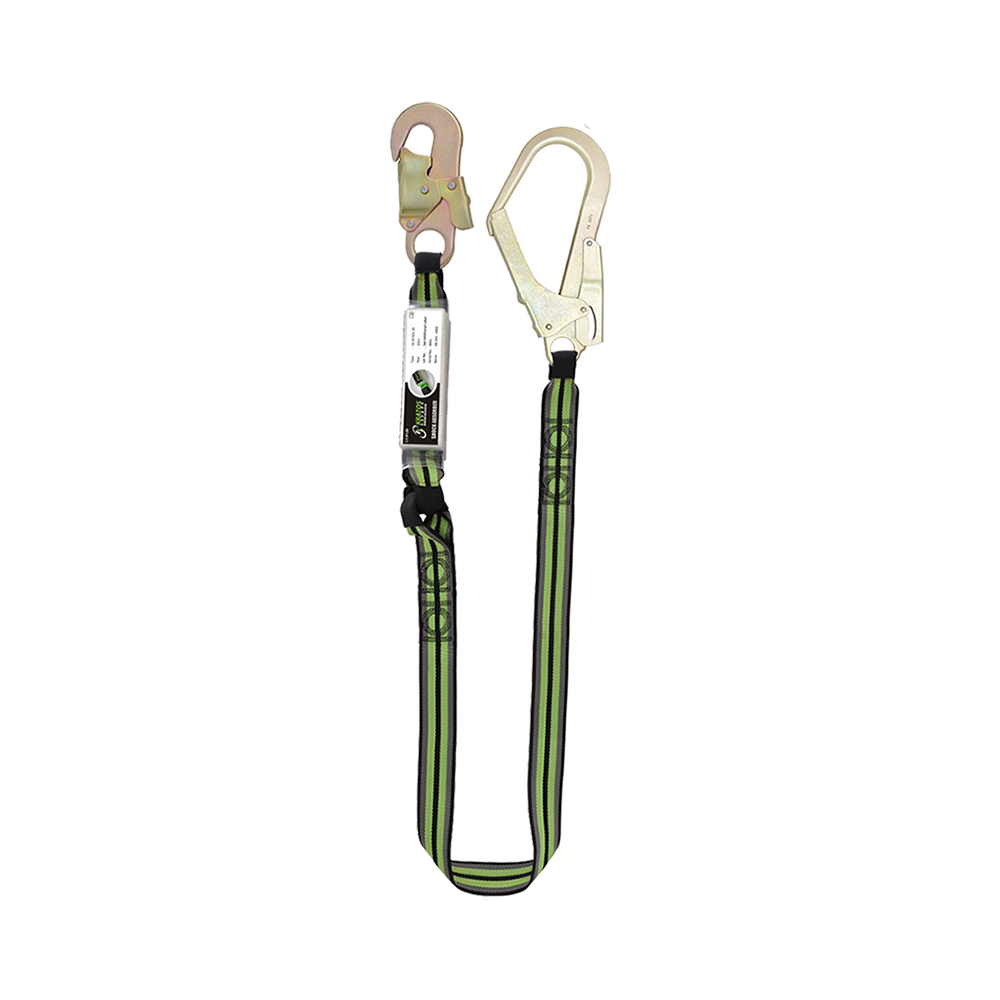 Kratos 1-5 MTR Lanyard with Scaff Hook