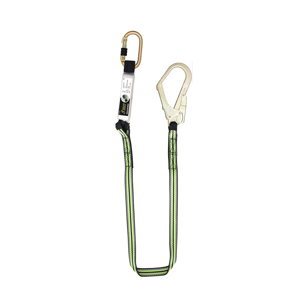 Kratos 1-8 MRS Lanyard with Scaff Hook
