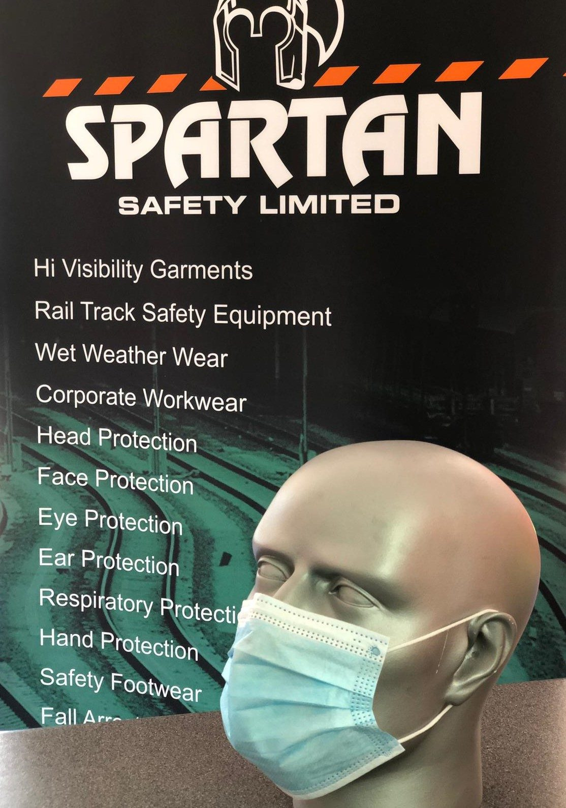 3 Ply Protective Civil Mask